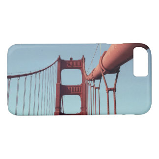 On The Golden Gate Bridge iPhone 7 Case