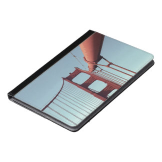 On The Golden Gate Bridge Photo iPad Air Case