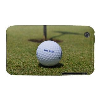 On the Golf Course iPhone 3 Case-Mate Case