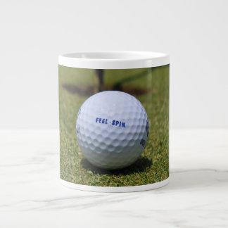 On the Golf Course Large Coffee Mug