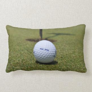 On the Golf Course Lumbar Pillow