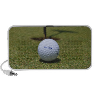 On the Golf Course Mp3 Speaker