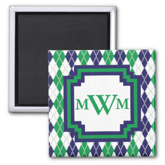 On the Green Argyle Magnet