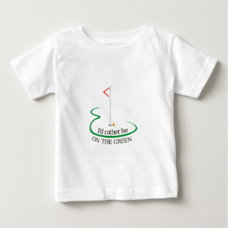 On the Green Baby T-Shirt