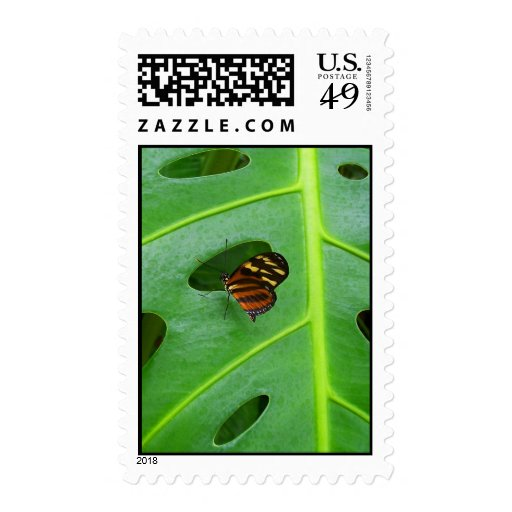 On the Green Postage