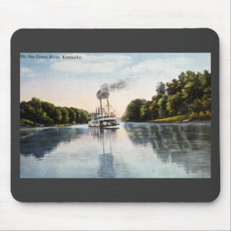 On the Green River, Kentucky Mouse Pad