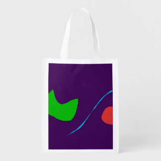 On the Ground Market Totes