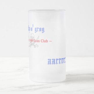 On the High Seas Grog Mug