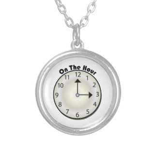 On The Hour Custom Jewelry