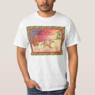 On the house tee shirt