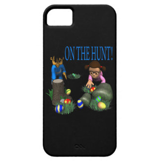 On The Hunt iPhone 5 Cover
