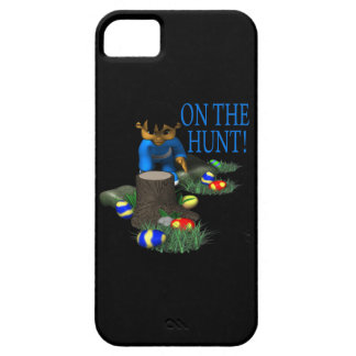 On The Hunt iPhone 5 Covers