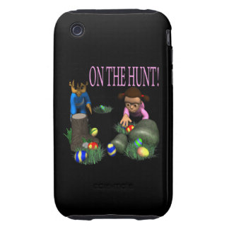 On The Hunt iPhone 3 Tough Covers
