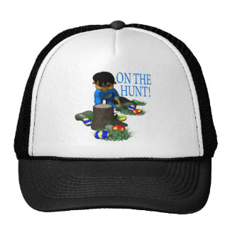 On The Hunt Mesh Hats