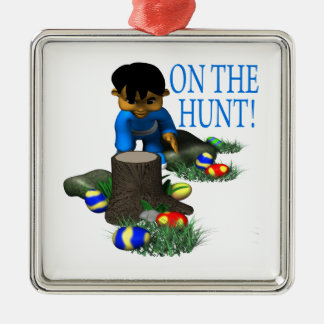 On The Hunt Ornament