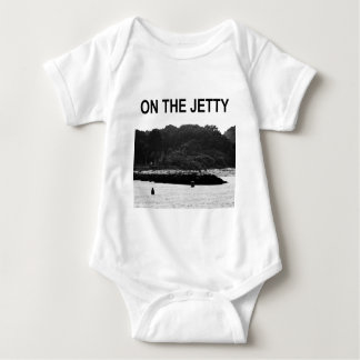 On The Jetty Baby Bodysuit