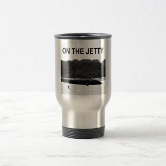 On The Jetty Travel Mug