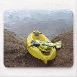 On the Lake Shore Mouse Pads