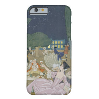 On the Lawn, illustration for 'Fetes Galantes' by Barely There iPhone 6 Case