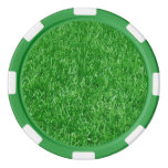On The Lawn Poker Chip Set