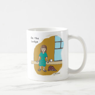 On the Ledge Coffee Mug