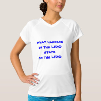 On the Lido T-Shirt