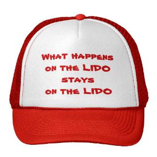 On the LIDO Trucker Hat