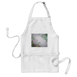 On the lookout adult apron