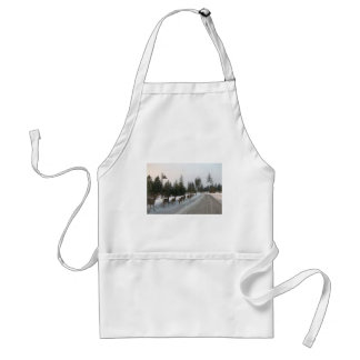 On The Loose Adult Apron