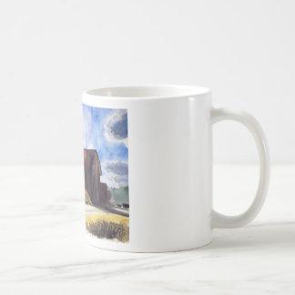On the Macon Rd, Saline Michigan Classic White Coffee Mug