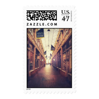 On The Mall Postage