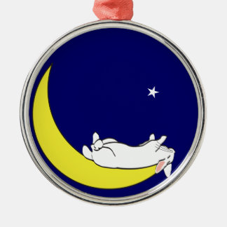 ON THE MOON CHRISTMAS TREE ORNAMENTS