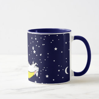 ON THE MOON MUG