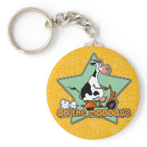on the moooove keychain