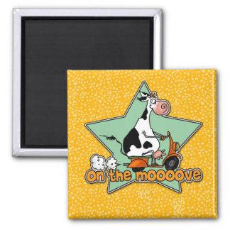 on the moooove magnet