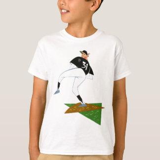On the Mound Children's Baseball Shirt