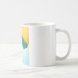 On the Mountain-stephen Huneck Coffee Mug