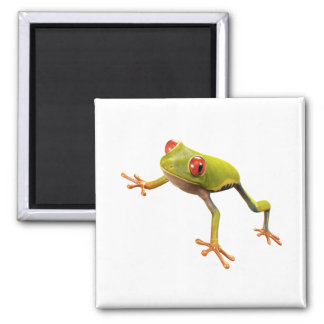 ON THE MOVE 2 INCH SQUARE MAGNET