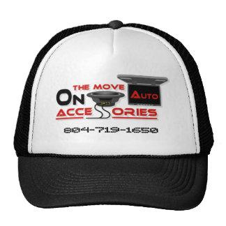 On The Move Auto Trucker Hat