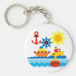 On the Ocean Keychains