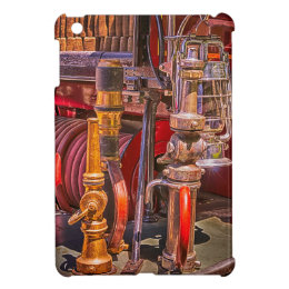 On The Old Firetruck Case For The iPad Mini