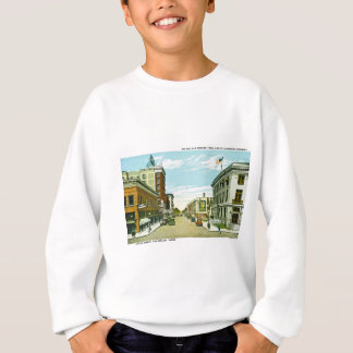 On the Old Oregon Trail and Yellowstone Highway Sweatshirt