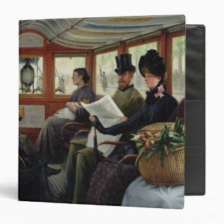 On the Omnibus, 1880 Binder