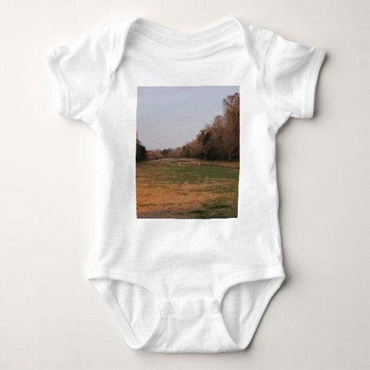 On the open range #2 baby bodysuit