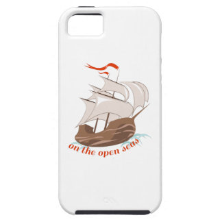 On The Open Seas iPhone 5 Covers