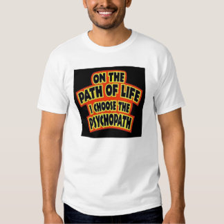 On the path of life... T-Shirt