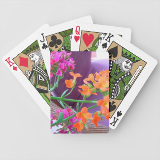 ON THE PATIO BICYCLE PLAYING CARDS