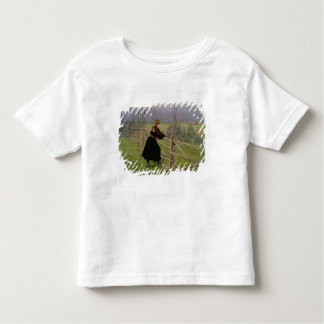 On the Plain Toddler T-shirt