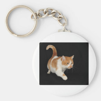 On the Prowl Keychain