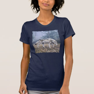 On the Prowl Timber Wolf Tee Shirt